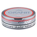 Granit X-Intense White Slim Extra Strong Portion Snus
