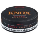 Knox Original Strong Portion Snus