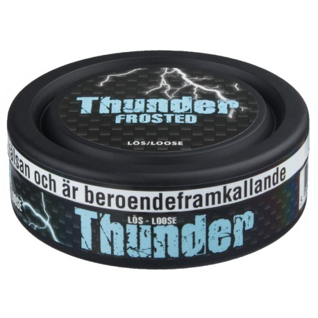 Thunder Extra Strong Frosted Loose Snus