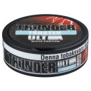 Thunder Ultra Strong Frosted White Portion Snus