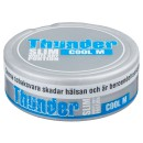 Thunder Extra Strong Cool Mint Slim White Dry