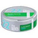 The LaB 22 Slim White Mint Portion Snus