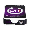 on! Licorice 6 Nicotine Pouches