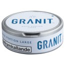 Granit White Portion Snus