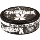 Thunder X Portion Snus