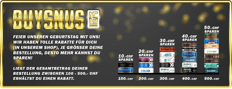 Get up to 50 CHF off your order!