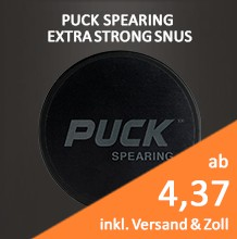 PUCK Spearing Extra Strong Snus